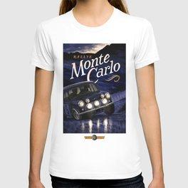 Motor Style Inc.: Rallye Monte Carlo T-shirt
