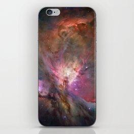 Orion Nebula M42, NGC 19 (High Quality) iPhone Skin