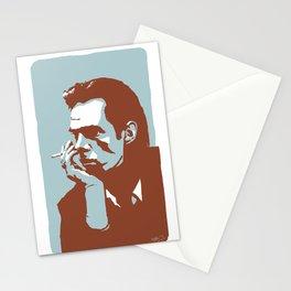 Vodka Melancholy Nick Cave Stationery Cards