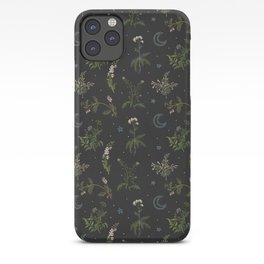 Witches Garden iPhone Case