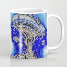 PLATFORM CITY Coffee Mug