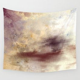 A Storm is Brewing Wall Tapestry