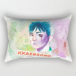 Kkaebsong Rectangular Pillow