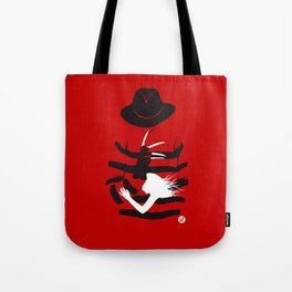 A Nightmare - Red Collection Tote Bag
