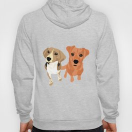 Cleo and Ginger Hoody