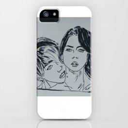 Hyde X K.A.Z iPhone Case
