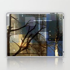 Posterize Dead Trees Laptop & iPad Skin