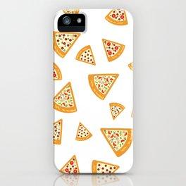 Pizza Crazy iPhone Case