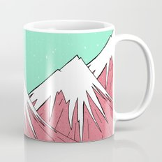 The mountains and the sky Mug