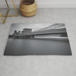 Conwy Suspension Bridge Rug