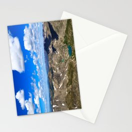 Above the World Stationery Cards