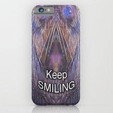 Smiling Bride2 iPhone 6s Slim Case