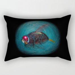 Dead Fly Rectangular Pillow