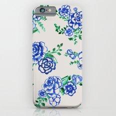 Vintage Floral Slim Case iPhone 6s