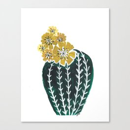 Desert Flower 1 Canvas Print