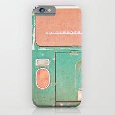 Beach Wagon iPhone 6 Slim Case