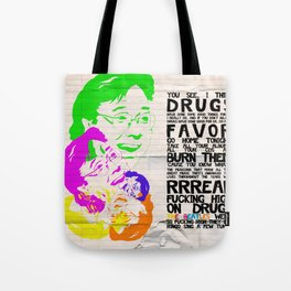 Bill Hicks tribute Tote Bag