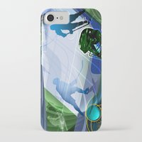 hockey iPhone & iPod Cases featuring Hockey by Robin Curtiss