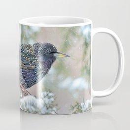 Mardi Gras Starling Coffee Mug