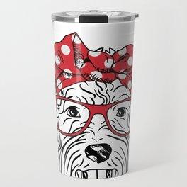 Goldendoodle  - Labradoodle  Travel Mug