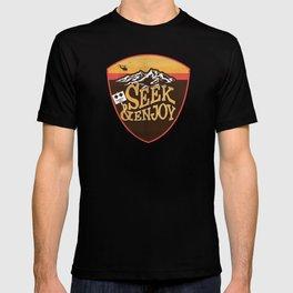 Seek & Enjoy T-shirt