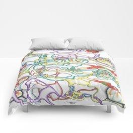 International DNA  Comforters