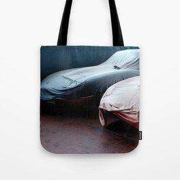 E-Type Undercover Tote Bag