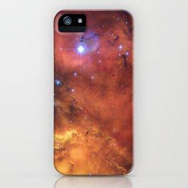NGC 2467 iPhone Case
