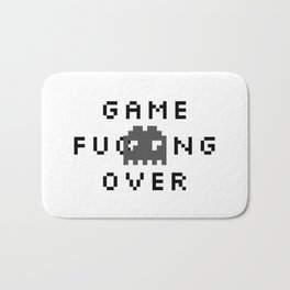 Game F*cking Over Bath Mat
