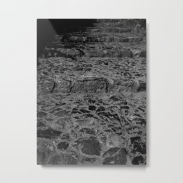 Life is full of holes Metal Print