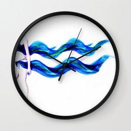 Aquairus Wall Clock