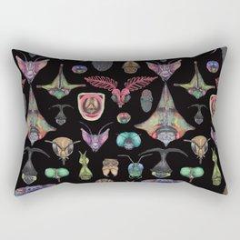 geo bugs Rectangular Pillow