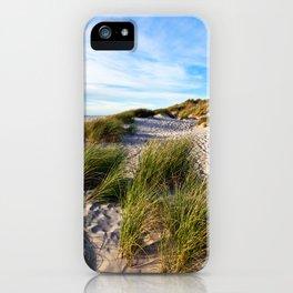 Magic Danish Coast iPhone Case