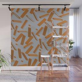 3D Pattern  X 0.4 Wall Mural