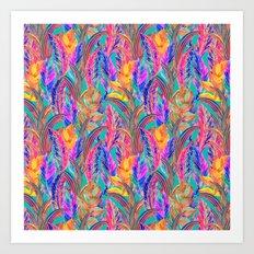 Tropic Exotic Art Print