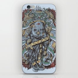 The Sailor & the Syren iPhone Skin