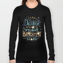 Brightest Stars Long Sleeve T-shirt