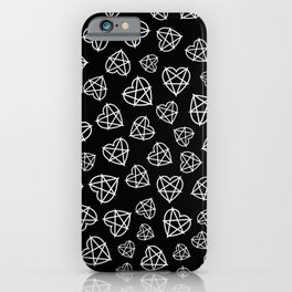 Wicked Love iPhone Case
