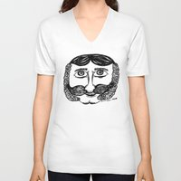 larry stylinson V-neck T-shirts featuring Larry by Addison Karl