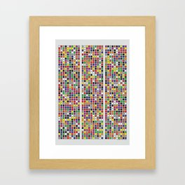Untitled Two Framed Art Print
