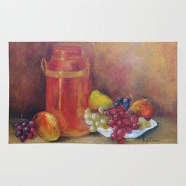 Composição com frutas I (Composition with fruits I) Rug