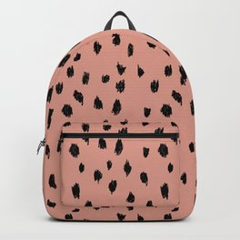 Seeing Spots in Smoked Salmon Backpack