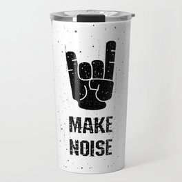 Make Noise Travel Mug