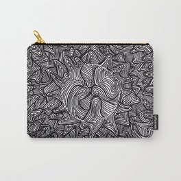 A Moon Shaped Carry-All Pouch