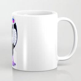 Dia De Los Muertos Cuervo Coffee Mug