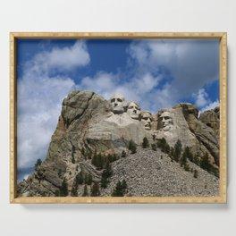 Mount Rushmore National Memorial Serving Tray