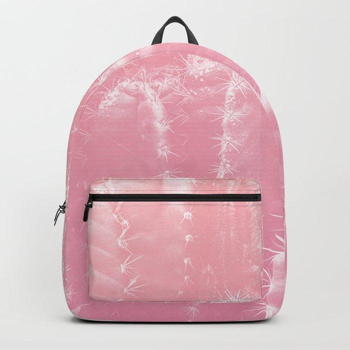 Pastel cactus love Backpack