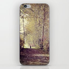 Story Book Forest iPhone Skin