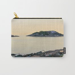 Picnic Rocks at Sunrise Carry-All Pouch