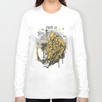 death Long Sleeve T-shirts featuring Death by Tshirt-Factory